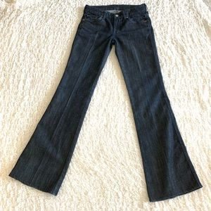 7 For All Mankind Jeans - 7 for all Mankind Dark wash boot cut jeans 27